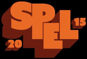 SPEL logo oransje